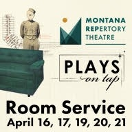 Room Service: Five short plays in hotel rooms