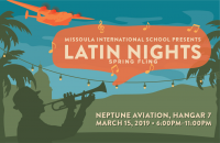 Spring Fling-Latin Nights