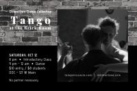 Tango Night at the Brick Room