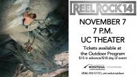 Reel Rock 14 Film Tour @ University Center