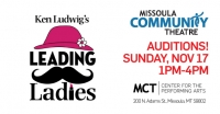 "Audition: ""Leading Ladies"" with MCT"