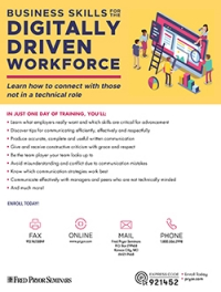 Business Skills for the Digitally Driven Workforce