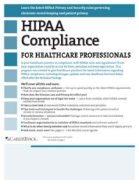 HIPAA Compliance for Healthcare Professionals