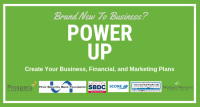 Power Up: Create Your Business, Financial, and Marketing Plans