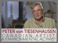 12/6 : Peter von Tiesenhausen, Canadian Artist & Environmentalist