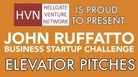 HVN - Elevator Pitches for J. Ruffatto Business Startup Challenge