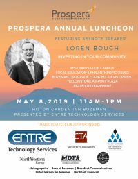 2019 Prospera Annual Luncheon