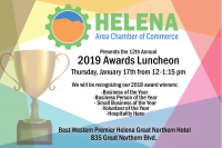 Helena Chamber Annual Awards Luncheon