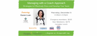 Managing with a Coach Approach