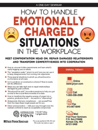 How to Handle Emotionally Charged Situations in the Workplace