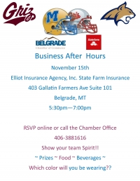 Business After Hours - Elliot Insurance Agency, Inc. State Farm Insurance