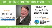 Food   Beverage Manufacturing Start-Up 101