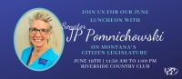 BPW Luncheon: Montana's Citizen Legislature with Senator JP Pomnichowski