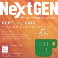 NextGEN Coffee Hour