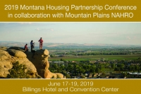 2019 Montana Housing Partnership Conference