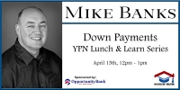 Education Course - Down Payments: YPN Lunch & Learn Series