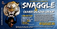 SNAGGLE feat. BROWNMAN ALI w/ OLIVIER SALAZAR GROUP