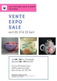 Pottery Expo and Sale