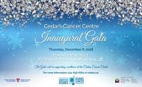 Cedars Cancer Center Inaugural Gala