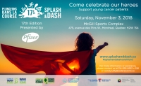 17th Edition of Splash & Dash