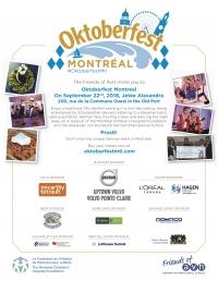 Oktoberfest Montreal 2018