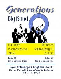 Generations Big Band