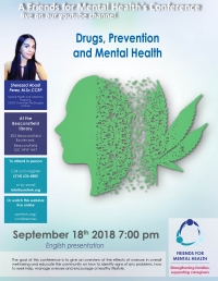 Free Conference: Drugs, Prevention and Mental Health
