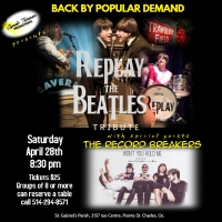 Replay the Beatles with guests The Record Breakers