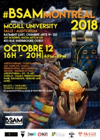 Black Speculative Arts Movement Montreal 2018