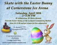 Skate with the Easter Bunny