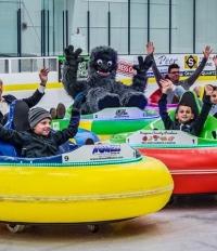No-School Skate & Ice Bumper Cars