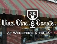 Wine, Dine & Donate: TBA