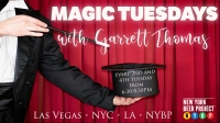 Magic Tuesdays with Garrett Thomas @ NYBP!