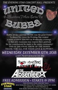 United for Bubba: A Musicians Tribute