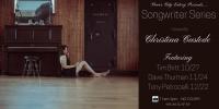 Songwriter Series: Tony Petrocelli