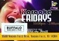 Karaoke - Niagara Falls