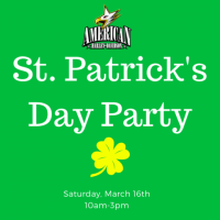 American Harley St. Patricks Day Party