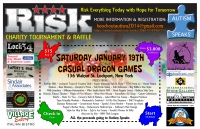 Autism Speaks - RISK Tournament