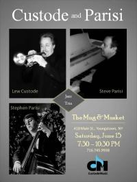 Custode & Parisi Jazz Trio