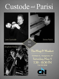 Custode & Parisi Jazz Trio