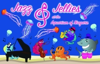 Adult Night at the Aquarium: Jazz & Jellies