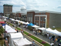 44th Annual Lockport Outdoor Arts & Crafts Festival