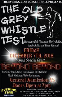The Old Grey Whistle Test w/guest Beyond Beyond