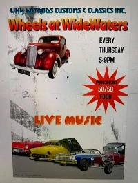 Wheels At Widewaters