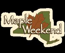 Niagara County Maple Weekends