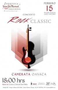 Concert / Concierto Rock Classic