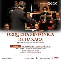 Concert / Concierto: Orquesta Sinfonica de Oaxaca