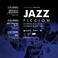 Film / Pelicula Jazz Ficcion, Bird