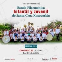 Banda Filarmonica Infantil & Juvenil de Xoxocotlan