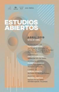 Open Studios / Estudios Abiertos